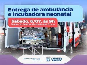 Ambulância DESAPARECE da Prefeitura