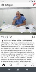 Moema contrata Márcio Paiva